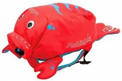 Trunki Wodoodporny plecak Paddlepak homar Pinch _0113