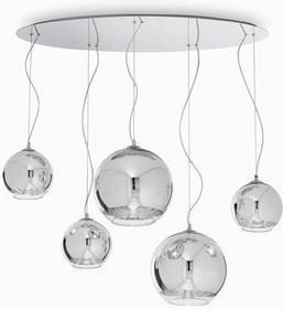 Ideal Lux Discovery SP5 59655 Lampa wisząca 5x60w E27