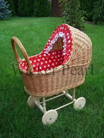 Wózek dla lalek 04