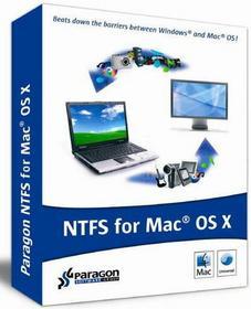Paragon Software NTFS for Mac