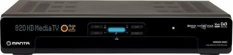 Manta HD9000 Live Sat
