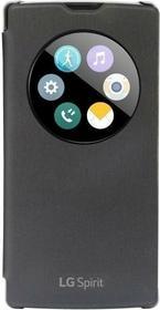 LG CCF-590 Czarne Etui Quick Circle SPIRIT 4G LTE H440Y