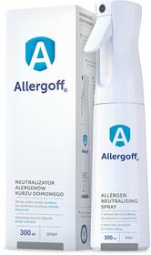 Icb Poland PHARMA SP J Allergoff Spray neutralizator allergenów kurzu domowego 300 ml
