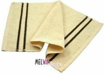 Melwa NA Ręcznik bawełniany 30x50 cm (rm ecru)