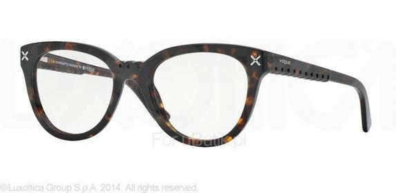 Vogue Ekskluzywne damskie okulary VO 2887 51 W656 Vog00284