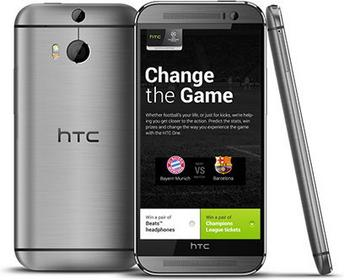HTC One M8 DUAL Szary