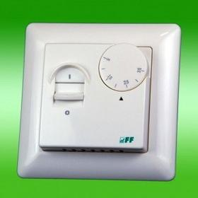 F&F Regulator temperatury 230V RT-824