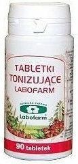 Labofarm Tabletki tonizujące 90 szt.