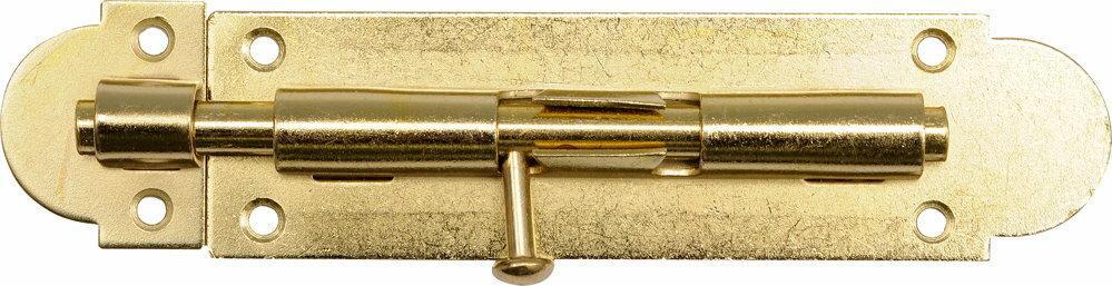 Vorel Zasuwka mosiądzowana 38mm 76900