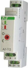F&F Pabianice Automat zmierzchowy AZ-112 sonda zewnętrzna