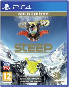 Premiera Steep Gold Edition PS4