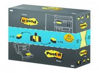 Post-it Bloczek samoprzylepny 38x51mm 24szt.+ 2 gratis 3M-FT510111758