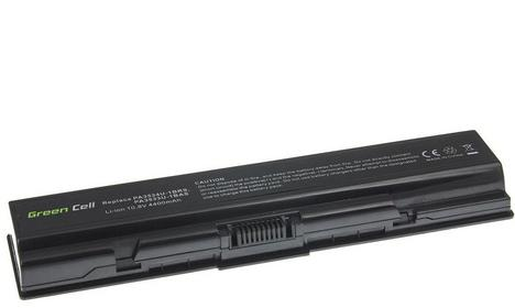 Green Cell Bateria do laptopa Toshiba A200 A300 L200 L300 10,8V 4400mAh TS01 4400 mAh 10.8V (11.1V)