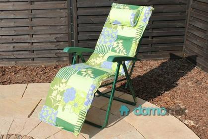 Patio Leżak fotel ogrodowy Messina Lux Plus 43300