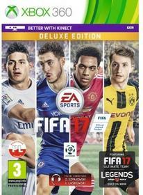 FIFA 17 Edycja Deluxe Xbox 360