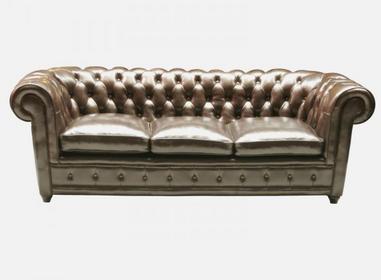 Kare Design Sofa Oxford I skóra naturalna 71674