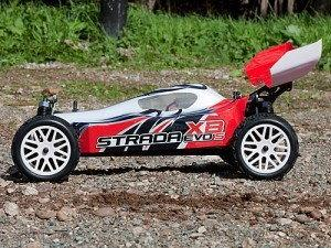 HPI Racing Maverick Strada XB Evo S Brushless 1:10 RTR Electric Buggy 12607