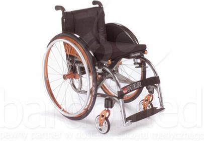 Mobilex Wózek inwalidzki aktywny Offcarr Alhena