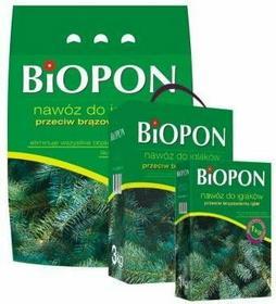Biopon do iglaków przeciw brązowieniu igieł karton 1kg (BIO1055)