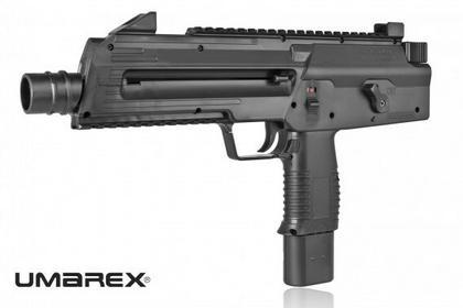 Umarex karabinek pistolet STEEL STORM kal. 4,46 mm 2252155