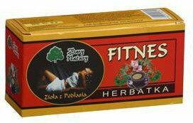 Dary Natury Herbatka Fitnes 40g