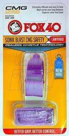 Fox Gwizdek 40 Sonic CMG Blast + sznurek 9203-0808