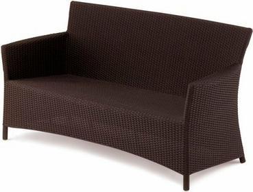 Skagerak Denmark Skagerak St.Thomas - Sofa Lounge - Brązowa