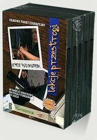 Lekcje przestrogi- filmowy pakiet edukacyjny DVD