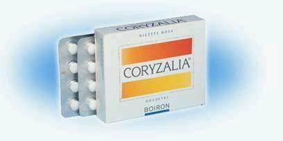 Boiron Coryzalia 40 szt.