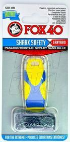 Fox Gwizdek 40 Sharx Safety + sznurek 8703-2208