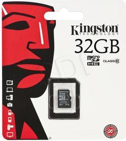 Kingston Micro SD Class 10 (bez adaptera)