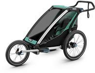 Thule Chariot Lite 1, Pojedynczy Wózek Do Biegania - Morski/Czarny