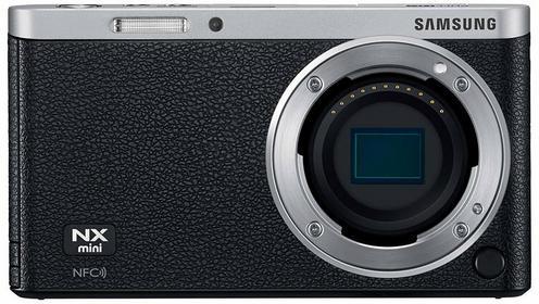 Samsung NX Mini + 9 mm
