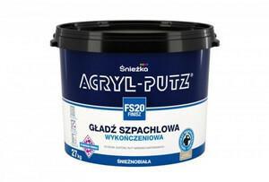Śnieżka Acryl-Putz Gładź Szpachlowa wykończeniowa FS20 Finisz 17kg 00877