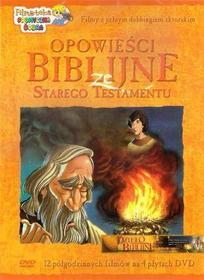 Wydawnictwo Promyczek Opowieści Biblijne ze Starego Testamentu DVD