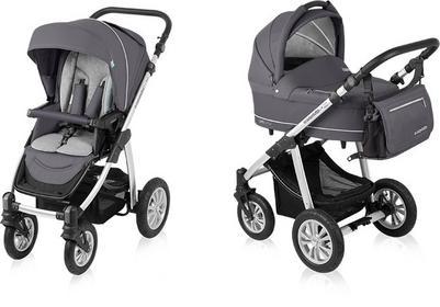 Baby Design Lupo Comfort 2w1 07 GREY