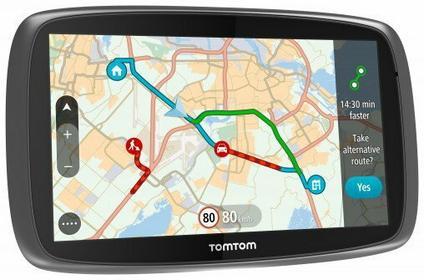 TomTom Go 6100 Świat