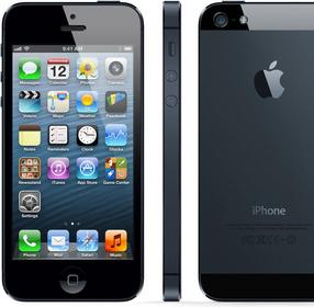 Apple iPhone 5 16GB czarny