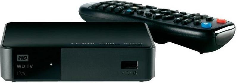 Western Digital WD TV Live Stream HD Media Player