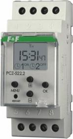 F&F Pabianice Zegar sterujcy programowalny PCZ-522