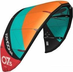 BEST latawiec kitesurfingowy kahoona v6 2014 turkusowy| pomaraŃczowy