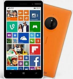Nokia Lumia 830 Pomarańczowy