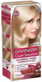 Garnier Color Sensation 9.13 Krystaliczny Beżowy Jasny Blond