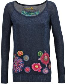 Desigual ANALIA sweter marino 57J21T7