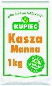 Kupiec Kasza manna 1KG