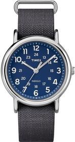 Timex RIPSTOP Zegarek grau/blau TW2P65700