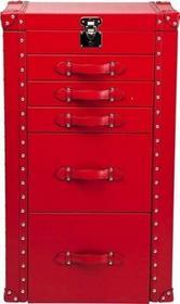 Kare Design Szafa - Kufer Multipurpose Red