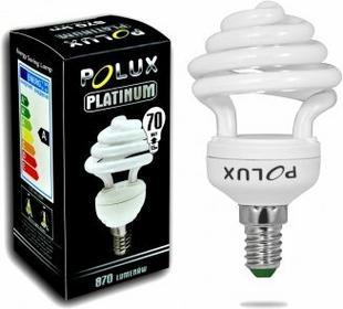 Polux świetlówka energooszczędna Platinum 15W E27 2700K SE4059