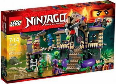 LEGO Ninjago - Wężowe wrota - 70749