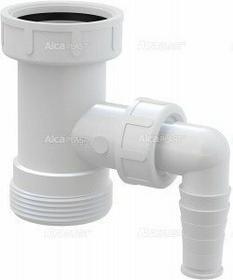 ALCAPLAST ALCA PLAST Złączka do syfonu zlewozmywaka 6/4 z przyłączem A30